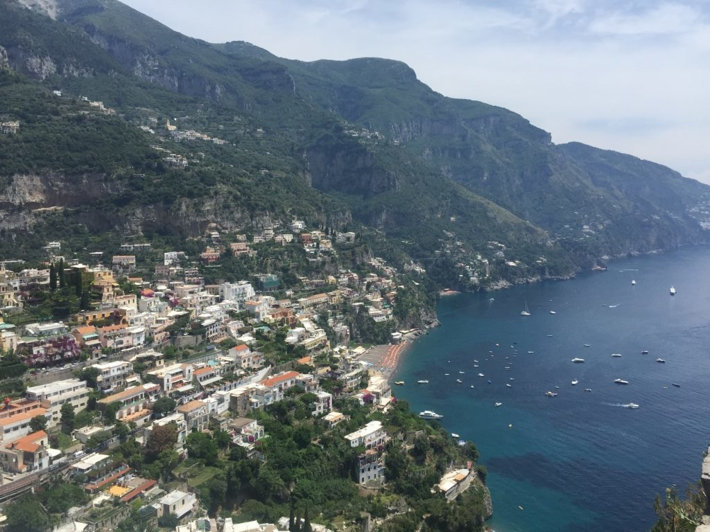 Positano Europe coastal views