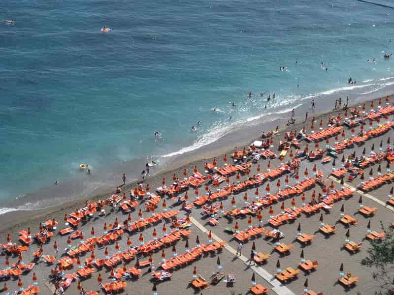 Positano Europe coastal views