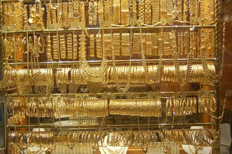 Gold Souk, Dubai - A Top Tourist Destination