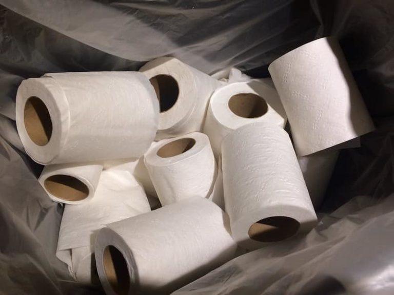 Toilet Rolls