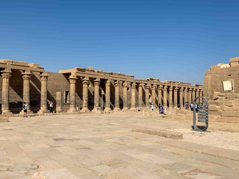 Philae Temple, Aswan Interesting Facts About Egypt