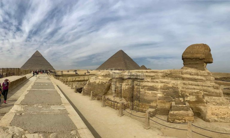Pyramids Egypt Travel Guide