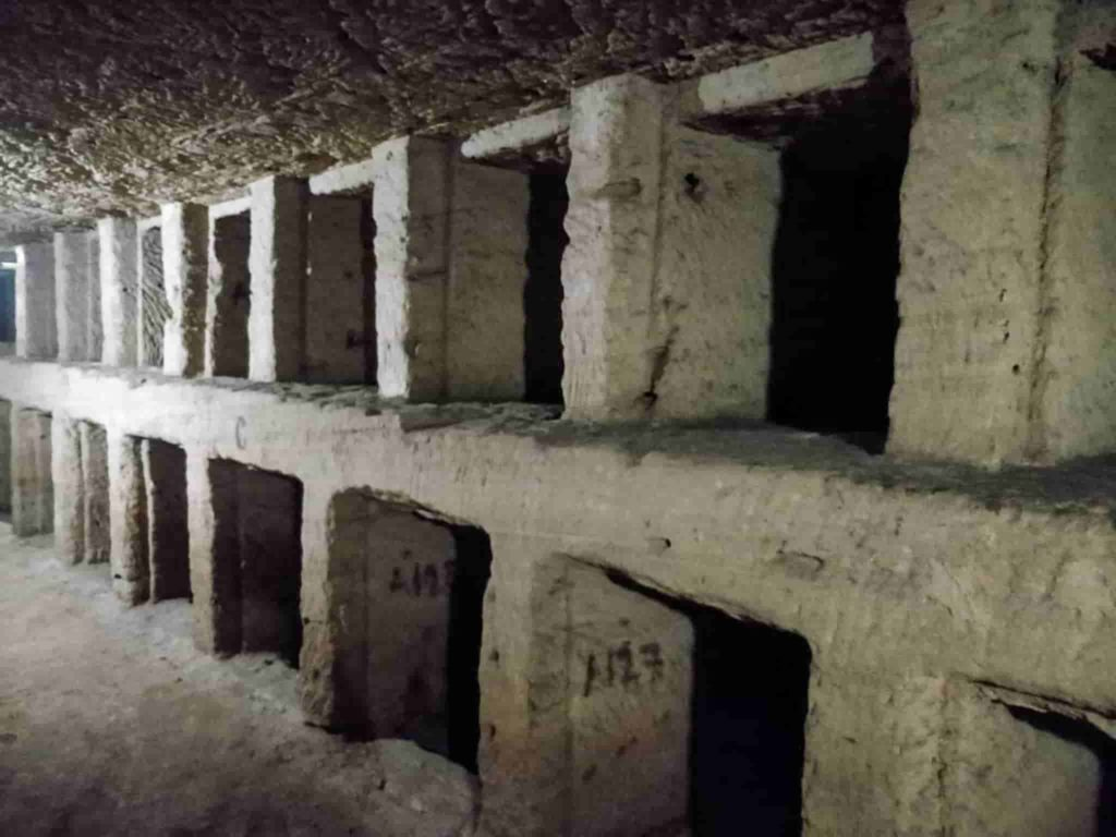 catacombs. Alexandria Egypt Travel Guide