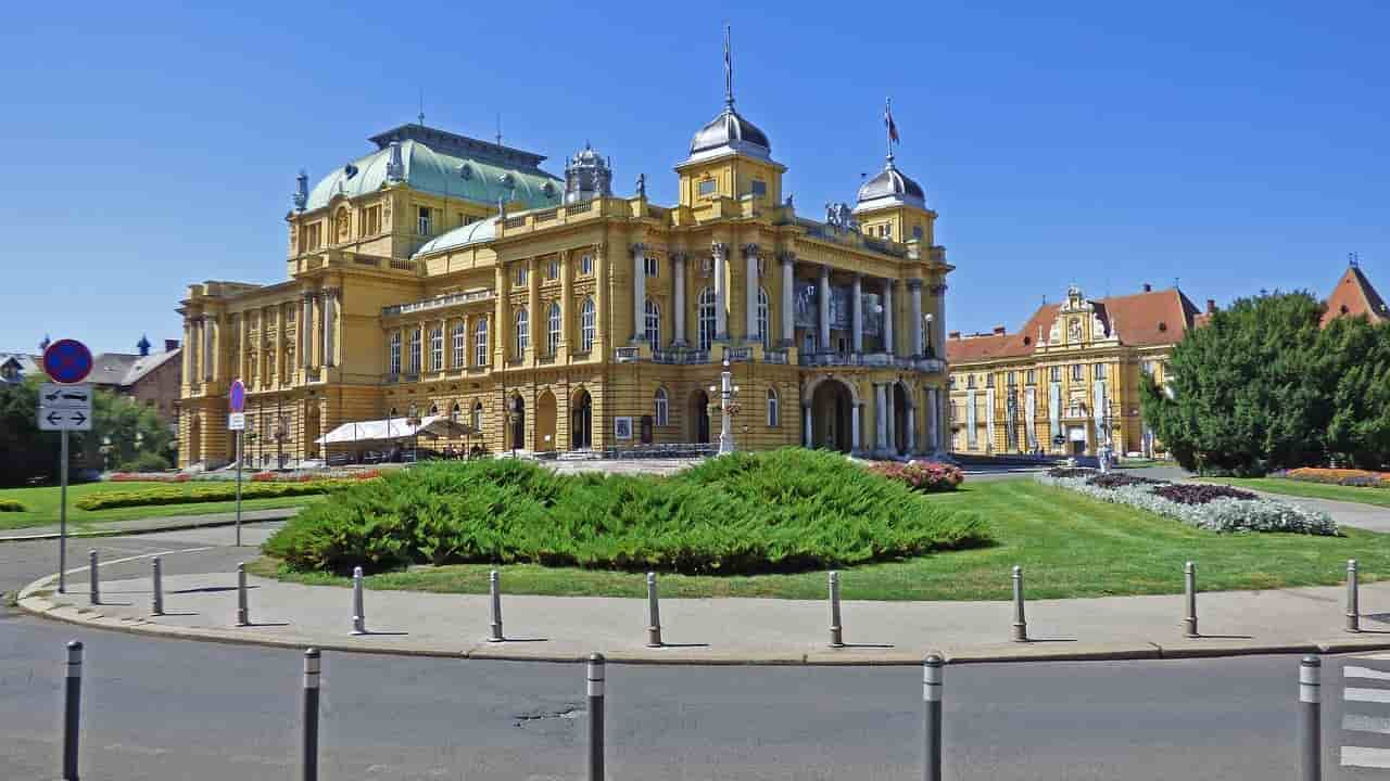 Best Places to Visit in Croatia - Zagreb
