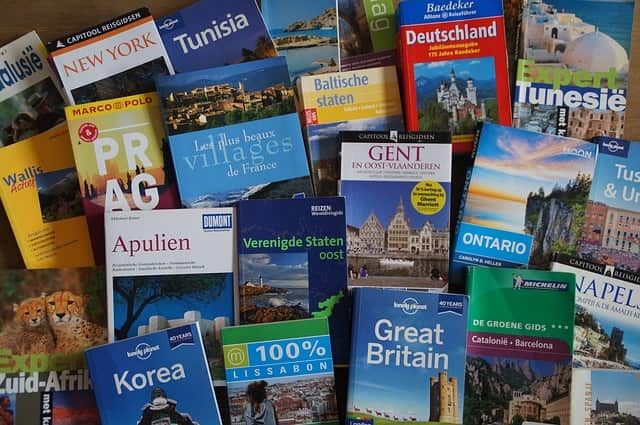 Travel Books, 5 Ways to Satisfy the Travel Bug at Home