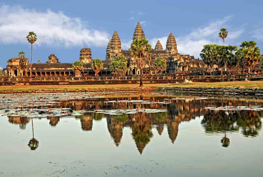 Best Places to travel on budget - Cambodia