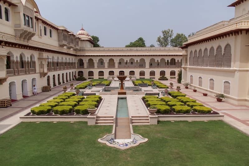 Ram Bagh, Jaipur