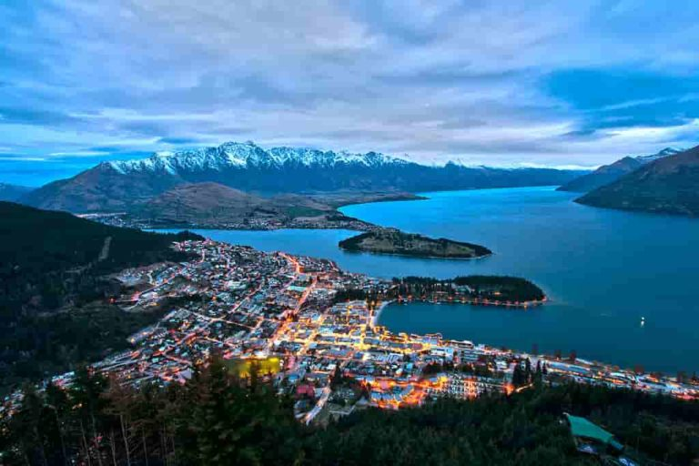 Best Places to visit in November - New Zealand