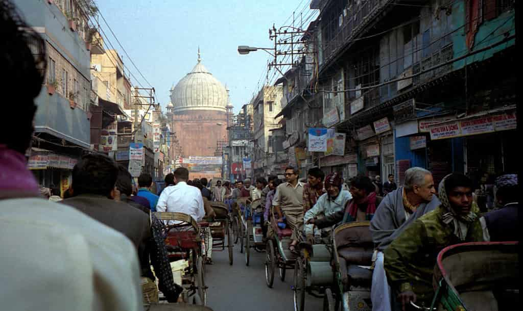 Best things to do in Delhi - Chandni Chowk