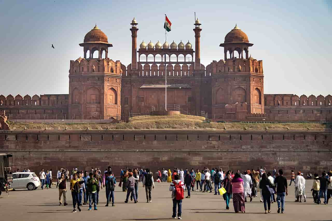Best Things to do in Delhi - Red Fort