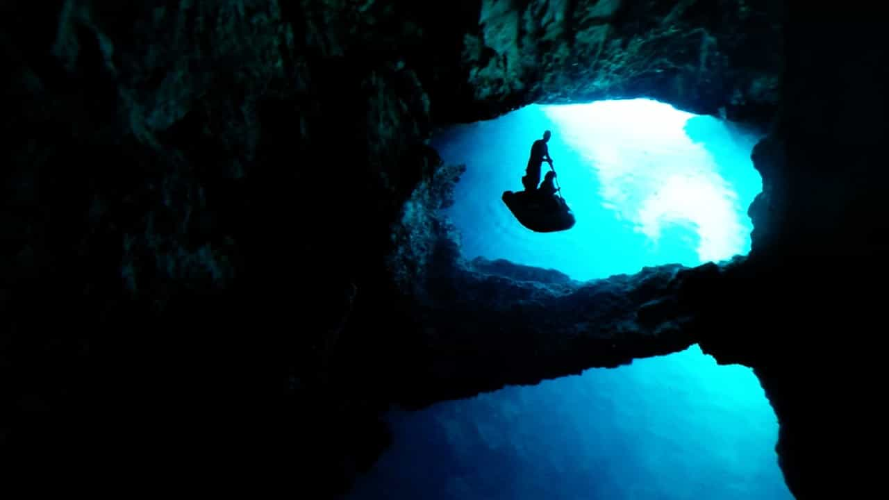 Blue Caves, Best Places to Visit in Croatia
