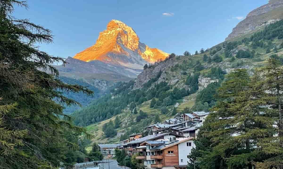 Zermatt, Switzerland Itinerary for 7 Days
