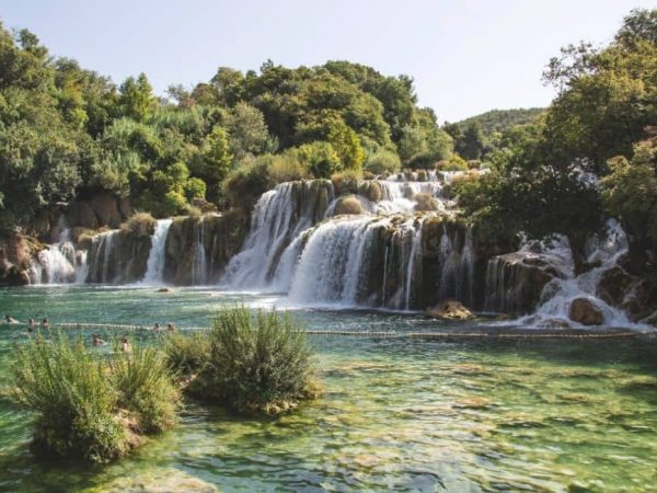 Best Places to visit in Croatia - Plitvice Lakes